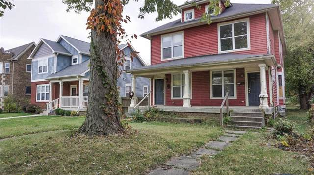 2525 N College Avenue, Indianapolis, IN 46205 (MLS #21679798) :: The Indy Property Source