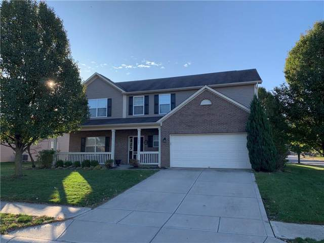 7085 Blue Ridge Drive, Noblesville, IN 46062 (MLS #21679803) :: FC Tucker Company