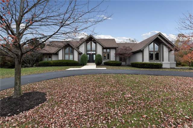 10731 Chase Court, Fishers, IN 46037 (MLS #21679815) :: Richwine Elite Group