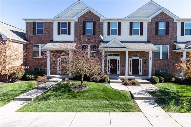 12642 Hamsel Lane, Fishers, IN 46037 (MLS #21679825) :: The Indy Property Source