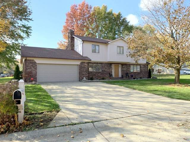 1101 Winterberry Drive, Crawfordsville, IN 47933 (MLS #21679907) :: Heard Real Estate Team | eXp Realty, LLC