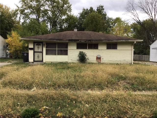 6615 E 47TH Street, Indianapolis, IN 46226 (MLS #21679926) :: AR/haus Group Realty