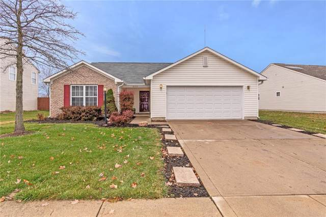 820 Freestone Drive, Indianapolis, IN 46239 (MLS #21679927) :: The Evelo Team