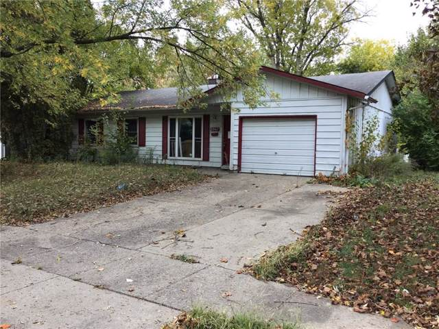 8542 Meadowlark Drive, Indianapolis, IN 46226 (MLS #21679933) :: Your Journey Team