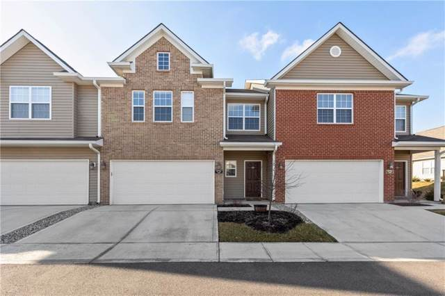 9737 Thorne Cliff Way #101, Fishers, IN 46037 (MLS #21679940) :: The Indy Property Source