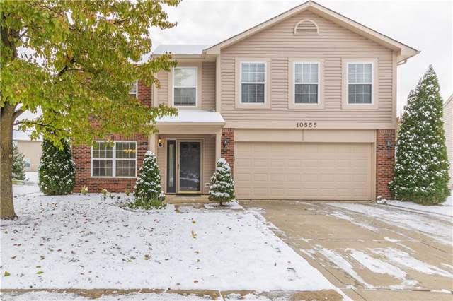 10555 Aspen Drive, Fishers, IN 46037 (MLS #21679959) :: Mike Price Realty Team - RE/MAX Centerstone