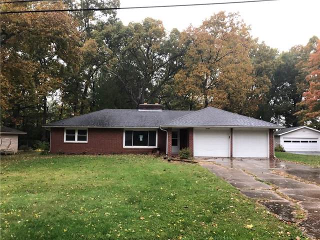1525 S Ridgeview Drive, Yorktown, IN 47396 (MLS #21680002) :: The ORR Home Selling Team