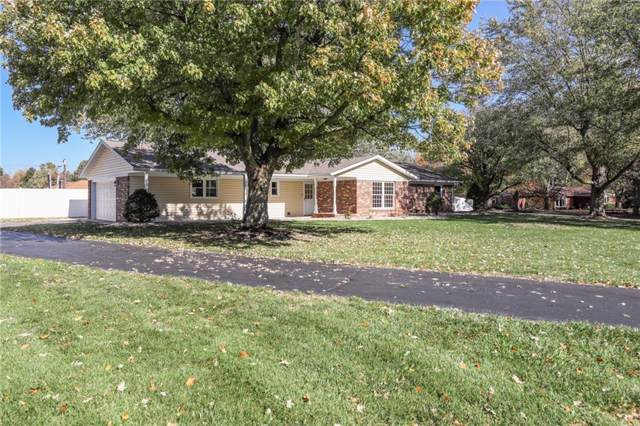 54 E Maple Drive, Franklin, IN 46131 (MLS #21680003) :: The Indy Property Source
