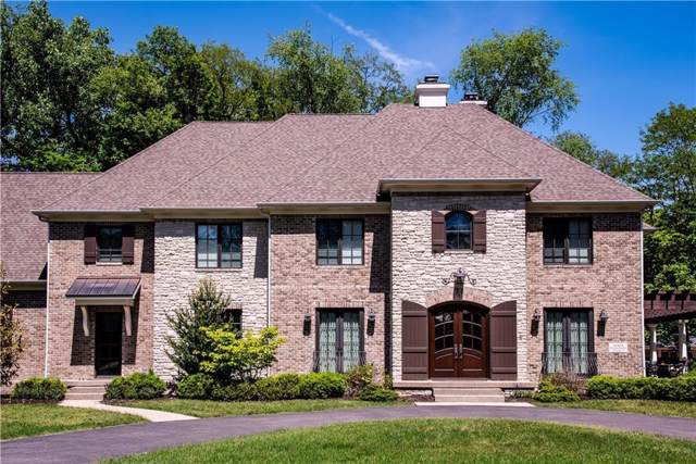 7915 High Drive, Indianapolis, IN 46240 (MLS #21680017) :: The Indy Property Source