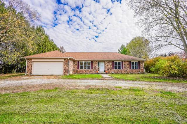 1207 S Heron Drive E, New Palestine, IN 46163 (MLS #21680029) :: The Indy Property Source