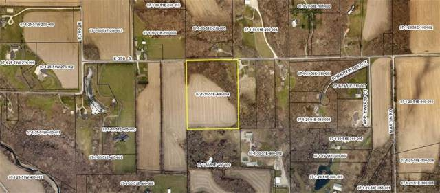 0 E County Road 350 S, Plainfield, IN 46168 (MLS #21680047) :: The Indy Property Source