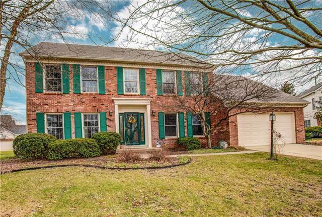 14379 Jeffrey Court, Carmel, IN 46032 (MLS #21680061) :: The Indy Property Source
