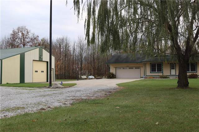 3395 S County Road 1000 E, Crawfordsville, IN 47933 (MLS #21680068) :: The Star Team | RE/MAX Realty Group