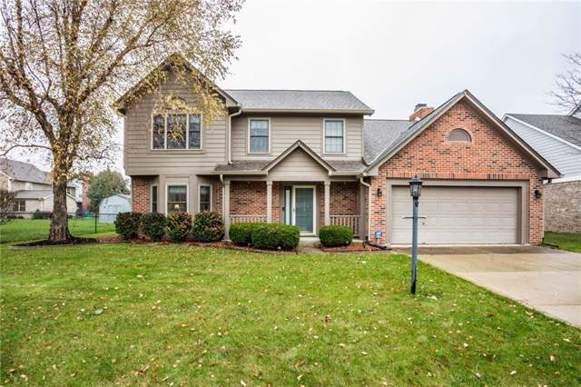 7809 Rock Rose Court, Indianapolis, IN 46237 (MLS #21680117) :: The Star Team | RE/MAX Realty Group