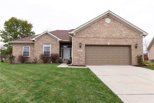 1727 Decourcy Lane, Franklin, IN 46131 (MLS #21680208) :: The Indy Property Source