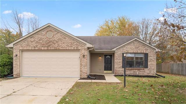 266 Glendale Court, Avon, IN 46123 (MLS #21680227) :: The Indy Property Source