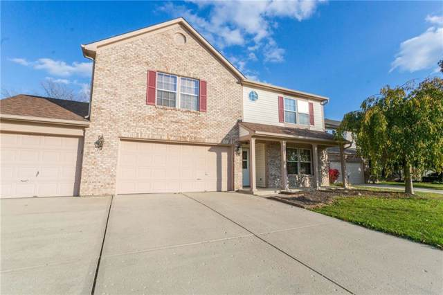 201 Beacon Point Lane, Fortville, IN 46040 (MLS #21680233) :: HergGroup Indianapolis