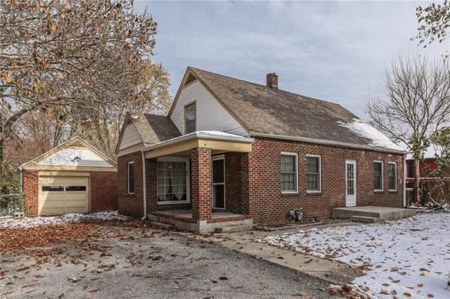 836 E Edwards Avenue, Indianapolis, IN 46227 (MLS #21680252) :: Mike Price Realty Team - RE/MAX Centerstone