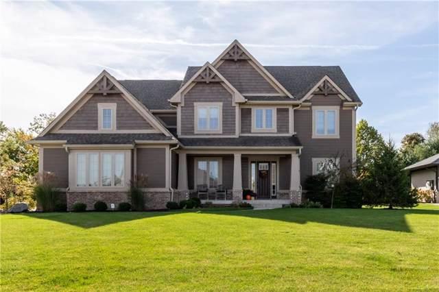 3989 Sunningdale Way, Carmel, IN 46033 (MLS #21680264) :: AR/haus Group Realty