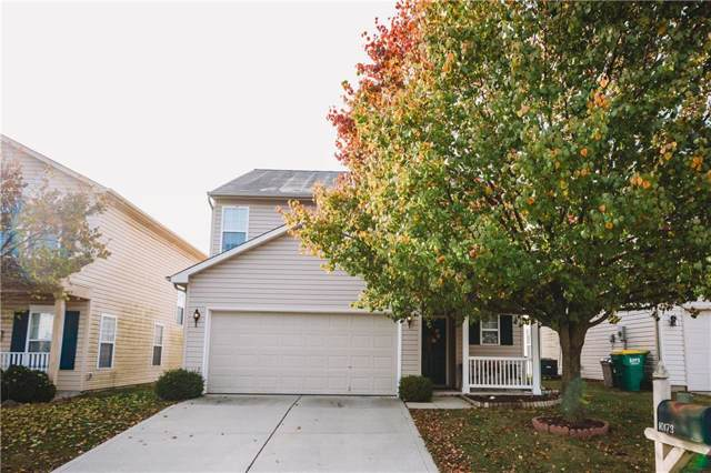 10173 Blue Sky Drive, Avon, IN 46123 (MLS #21680280) :: The Indy Property Source