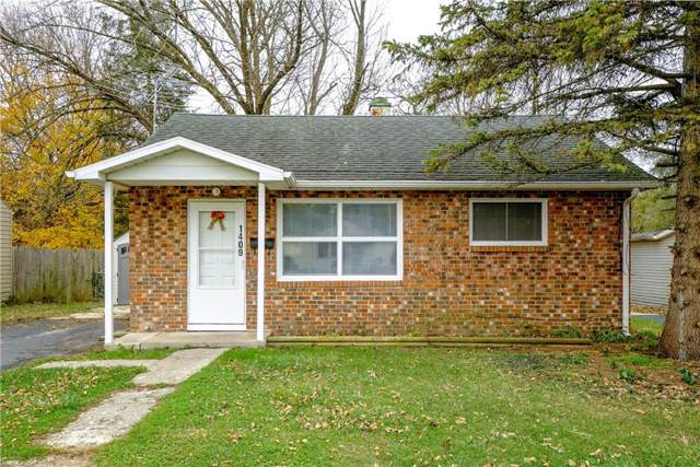 1409 Illinois Street, New Castle, IN 47362 (MLS #21680284) :: The Star Team | RE/MAX Realty Group