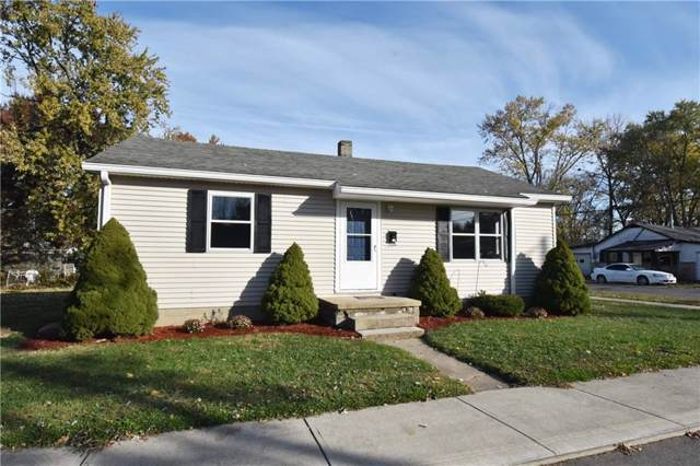 198 Oliver Avenue, Franklin, IN 46131 (MLS #21680290) :: The Indy Property Source