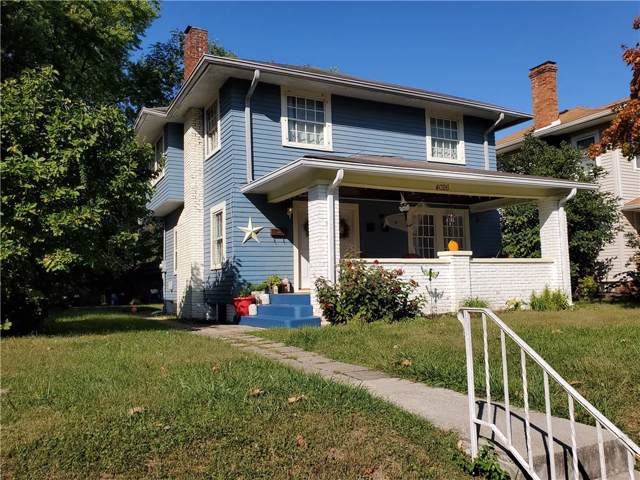 4026 Ruckle Street, Indianapolis, IN 46205 (MLS #21680330) :: Your Journey Team
