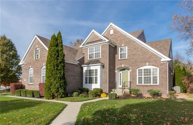 13556 Alston Drive, Fishers, IN 46037 (MLS #21680342) :: The Indy Property Source