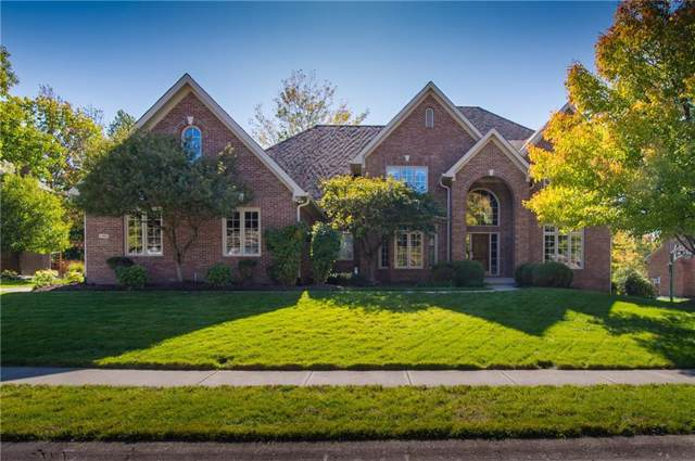 11981 Bluestone Drive, Indianapolis, IN 46236 (MLS #21680391) :: Your Journey Team