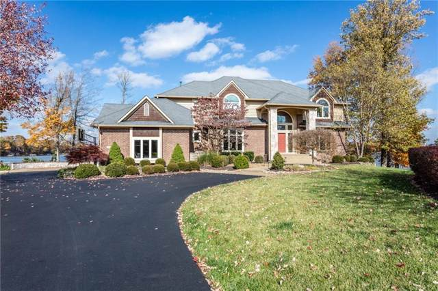 7260 Oak Cove Lane, Noblesville, IN 46062 (MLS #21680401) :: FC Tucker Company