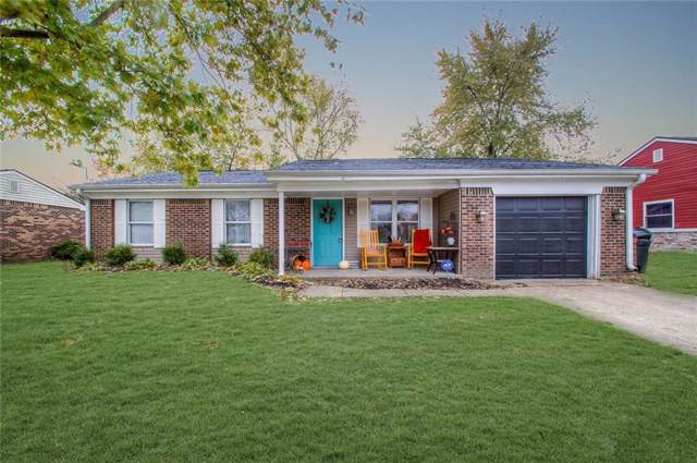 1611 Beckett Drive, Shelbyville, IN 46176 (MLS #21680403) :: The Star Team | RE/MAX Realty Group