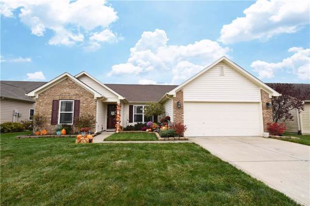 6337 Dusty Laurel Drive, Whitestown, IN 46075 (MLS #21680422) :: The Star Team   RE/MAX Realty Group
