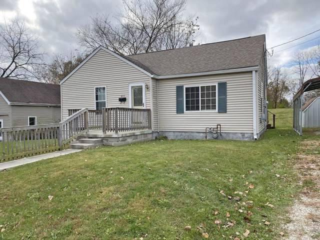 617 N 18th Street, New Castle, IN 47362 (MLS #21680436) :: The Star Team | RE/MAX Realty Group