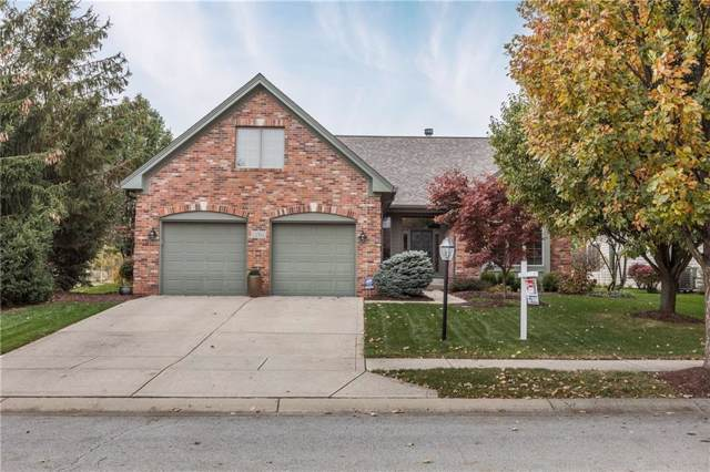 12702 Stanwich Place, Carmel, IN 46033 (MLS #21680507) :: Mike Price Realty Team - RE/MAX Centerstone