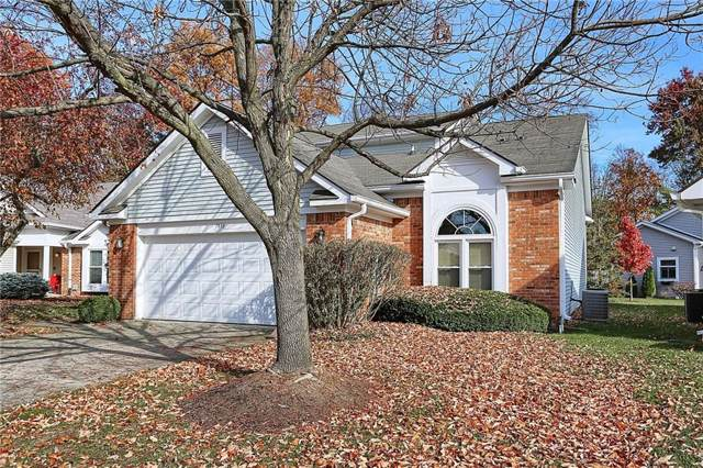 7533 Brackenwood Circle N, Indianapolis, IN 46260 (MLS #21680512) :: The Star Team   RE/MAX Realty Group