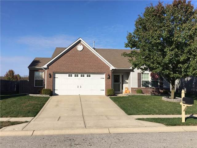 9104 Cornus Court, Camby, IN 46113 (MLS #21680536) :: The Indy Property Source
