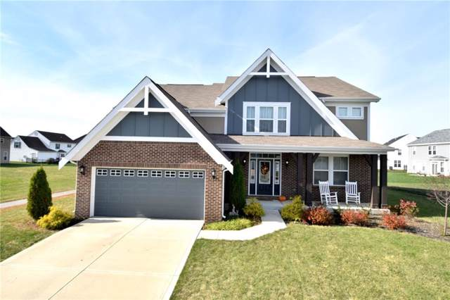 5572 Auburndale Drive, Bargersville, IN 46106 (MLS #21680554) :: The Indy Property Source
