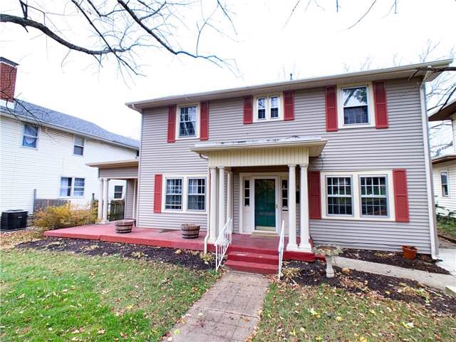 916 Lincoln Avenue, New Castle, IN 47362 (MLS #21680571) :: The Star Team | RE/MAX Realty Group