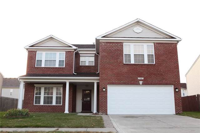 1448 Danielle Drive, Indianapolis, IN 46231 (MLS #21680627) :: Heard Real Estate Team | eXp Realty, LLC