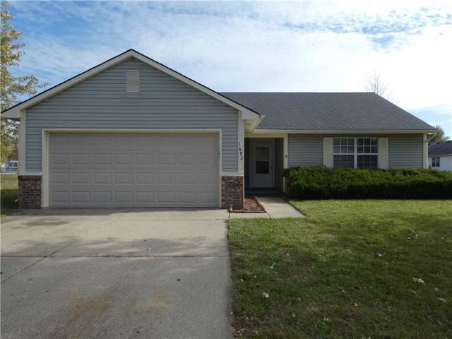 1692 Fountain Lake Drive W, Shelbyville, IN 46176 (MLS #21680632) :: The Star Team   RE/MAX Realty Group