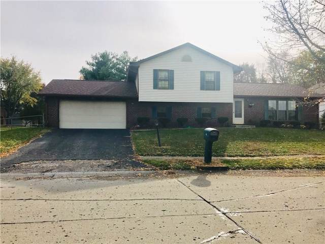 715 Bitter Bark Lane, Indianapolis, IN 46227 (MLS #21680641) :: The Star Team | RE/MAX Realty Group