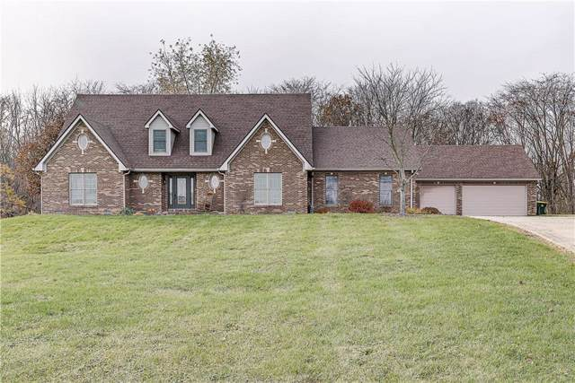 3626 N 300 E, Greenfield, IN 46140 (MLS #21680650) :: AR/haus Group Realty