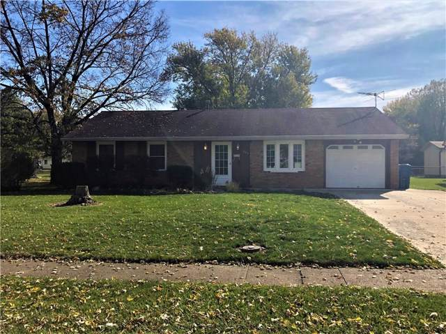 1025 Eastlawn Drive, New Whiteland, IN 46184 (MLS #21680654) :: Your Journey Team