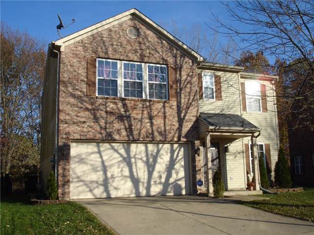 2451 Amberleigh Drive, Plainfield, IN 46168 (MLS #21680661) :: The Indy Property Source