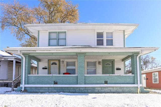 3513 N Graceland Avenue, Indianapolis, IN 46208 (MLS #21680679) :: Mike Price Realty Team - RE/MAX Centerstone