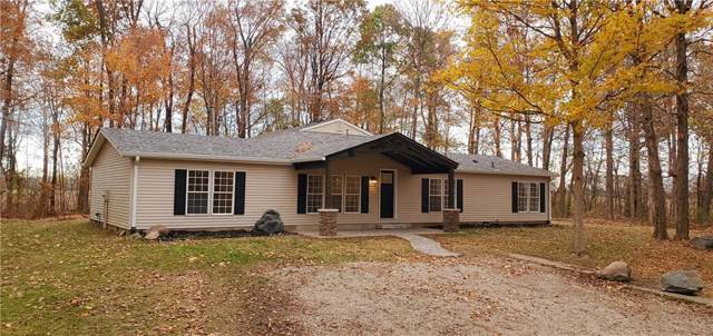 10874 W 550 SOUTH, Knightstown, IN 46148 (MLS #21680696) :: The Star Team | RE/MAX Realty Group
