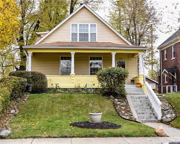 2609 Boulevard Place, Indianapolis, IN 46208 (MLS #21680708) :: Heard Real Estate Team | eXp Realty, LLC