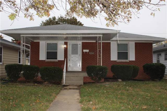 2637 S Applegate Street, Indianapolis, IN 46203 (MLS #21680738) :: Heard Real Estate Team | eXp Realty, LLC