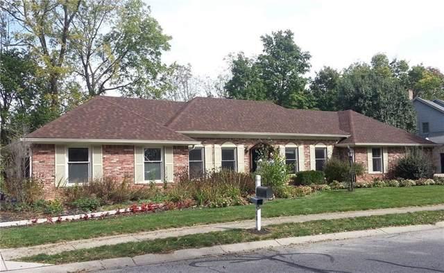 408 Deer Walk Trce, Westfield, IN 46074 (MLS #21680754) :: The Indy Property Source