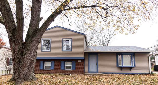 3413 N Mitchner Avenue, Indianapolis, IN 46226 (MLS #21680768) :: FC Tucker Company